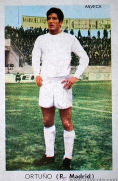 ORTUÑO (R. Madrid - 1970-71) Ed. Fher