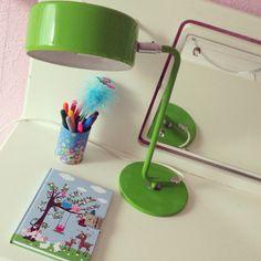 "Ateljé Lyktan, Åhus, ""OS-lampan. Table lamp. Swedish design."