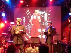 Der Plan at Doraus Birthday Bash, Januar 2014 @ Knust Hamburg