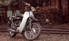 Honda c70 1976