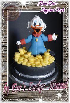 mein Mini Dagobert Duck