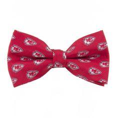 Kansas City Chiefs NFL Bow Tie (Repeat)