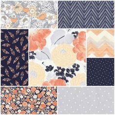 Mercer Fat Quarter Bundle 21.05