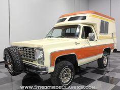 1976 Chevrolet K10 Truck