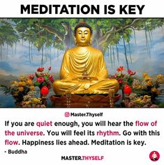 Buddha Quotes that You meditators will love Power Of Attraction, Manifestation Law Of Attraction, Law Of Attraction Affirmations, Secret Law Of Attraction, Spiritual Eyes, Spiritual Wisdom, Spiritual Awakening, Spiritual Guidance, Buddhist Quotes