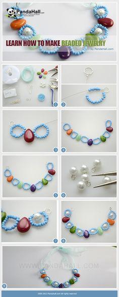 DIY Beaded Jewelry DIY Beaded Jewelry by diyforever