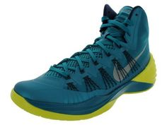 Nike Shoes Basketball 2013 Nike Men's NIKE HYPERDUNK 2013 (TROPICAL TEAL)  BASKETBALL SHOES mesh