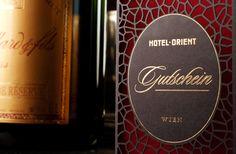 Editorial Design für Hotel Orient