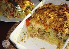 Zapiekanka ziemniaczana z kiełbasą   Smakołyki i koraliki