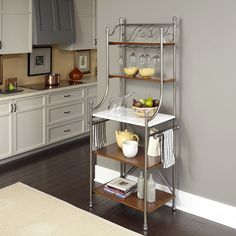 You'll love the The Orleans Baker's Rack at Wayfair - Great Deals on all Furniture products with Free Shipping on most stuff, even the big stuff.