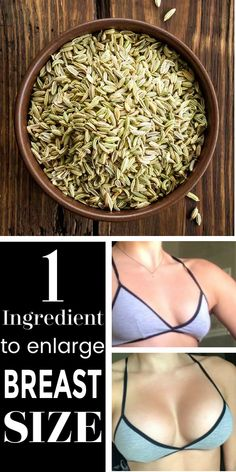 One Ingredient That Can Do Magic On Your Breast #fennelseeds #naturalbeautytips #naturaltips #beautyhacks #beautytips