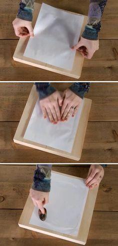 DIY: como transferir fotos para objetos e móveis