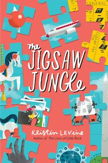KISS THE BOOK: The Jigsaw Jungle by Kristin Levine - ESSENTIAL