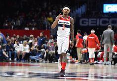 Washington Wizards - NBA Pick, Odds, and Prediction Zach Lavine, Bradley Beal, Nba Trade Rumors, Nba Scores, United Center, Sports Picks, Washington Wizards, Nba News, Games Today