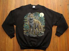 i want a wolf shirt!