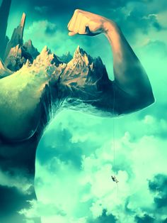 Poster | RAW AMBITION von Cyril Rolando | more posters at http://moreposter.de