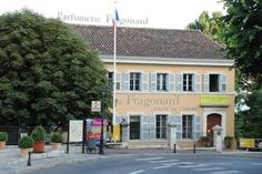 Tour the Fragonard perfume museum in Grasse, France.