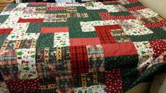 Full Size Quilt, all hand sewn, this is the front only