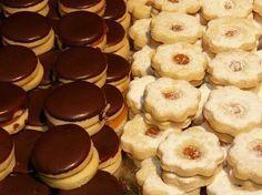 Aprósütemények: 4 az 1-ben Hungarian Desserts, Hungarian Recipes, Dairy Free Low Carb, Gluten Free, Biscuit Mix, Low Sugar, Sugar Free, Coffee Cake, Cake Cookies