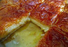 Γαλακτομπούρεκο ΑΠΙΣΤΕΥΤΟ νηστίσιμο !!!! ~ ΜΑΓΕΙΡΙΚΗ ΚΑΙ ΣΥΝΤΑΓΕΣ Vegan Desserts, Vegan Recipes, Cooking Recipes, My Cookbook, Sweets Recipes, Greek Recipes, Smell Good, Cabbage, Brunch