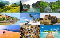 Are you wondering what you need to prepare for your visit to Vietnam? Accommodations, destinations or restaurants, etc. Or is it safe to travel in Vietnam? Vietnam Airlines, Vietnam Tours, Vietnam Destinations, Top Destinations, Vietnam Vacation, Vietnam Travel, Philippines, Vietnam Holidays, Vietnam Voyage