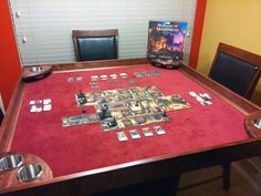 Play Games! Board Game Table, Table Games, Board Games, Game Tables, Game Boards, Diy Games, Games To Play, Geek Games, Bath And Beyond Coupon
