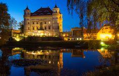 Palace Wojanow Jelenia Gora, Poland