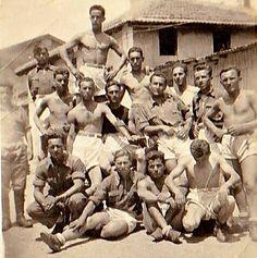 Soldati Italiani primavera del 1943 in Sicilia