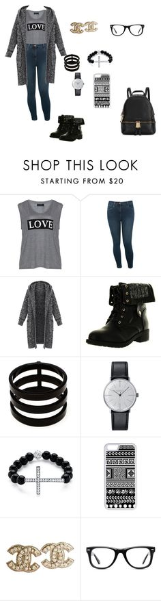 """""""wrersfvcfghyfgc"""" by http-txmmi on Polyvore featuring Carmakoma, M&Co, Refresh, Repossi, Klein & more, Palm Beach Jewelry, CellPowerCases, Chanel, Muse and Michael Kors"""