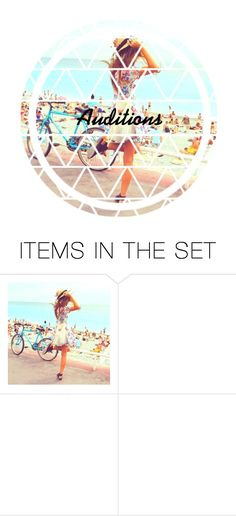 """AUDITIONS"" by tippers-in-the-house ❤ liked on Polyvore featuring art and tippersinthehouse"