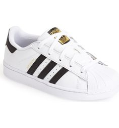 2521eeec03db Main Image - adidas  Superstar C  Sneaker (Toddler  amp  Little Kid)