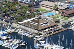 San Diego Yacht Club  California