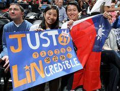 Jeremy Lin Fan -  Just LINcredible.