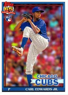 2016 Topps Archives #268 Carl Edwards Jr. Front