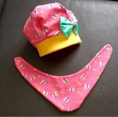 cherrytinez: Baby Mütze und Halstuch