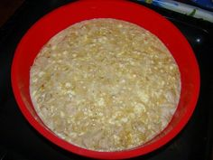 Cristina's world: Placinta de pui - dukan style Oatmeal, Breakfast, Food, Diet, The Oatmeal, Morning Coffee, Rolled Oats, Essen, Meals