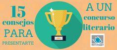 15 consejos para presentarte a un concurso literario