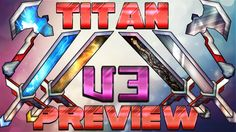 Titan V3 Animated Texture Pack - Minecraft 1.7 1.8 for free