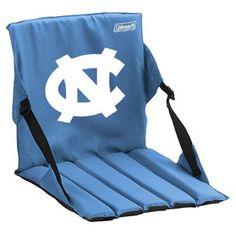 Coleman North Carolina Tar Heels (UNC) Carolina Blue Stadium Seat Cushion
