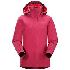 FEATURES of the #Arcteryx Women's Andessa Jacket Waterproof Gore-Tex fabric provides protection from wind and moisture Down Composite Mapping places synthetic in...