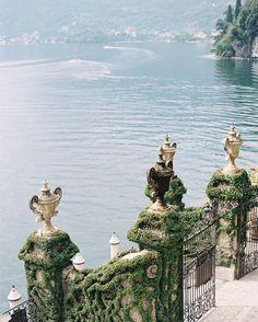 "andantegrazioso: ""Lake Como   kaylabarkerphoto """