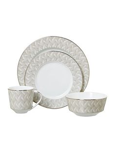 Nisha 16 piece box set - down from 200 to 60  sc 1 st  Pinterest : pied a terre dinnerware - pezcame.com