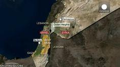 Israel derriba un avión sirio que sobrevolaba los Altos del Golán