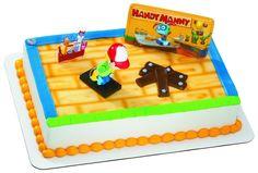 HANDY MANNY-HAMMERING Cake