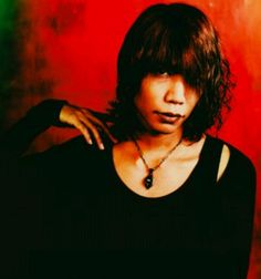 Shinya. Dir en Grey.