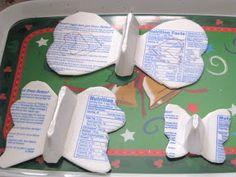 Best styrofoam egg recipe on pinterest for Styrofoam egg carton crafts