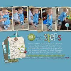 My Digital Studio (MDS) First Steps Step By Step {Project by: Barb Dean}