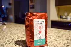 Love Blend by Small World Coffee
