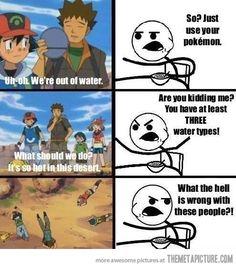 funny memes | funny-Pokemon-cereal-guy-meme