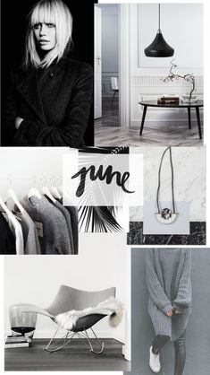 The Design Chaser: June Moodboard
